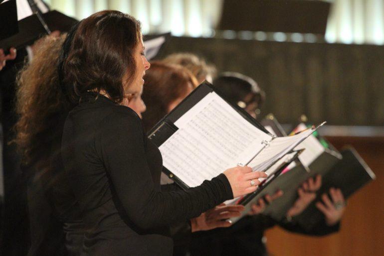 Requiem de Verdi - Vocalys au coeur de choeur de l'OSTR