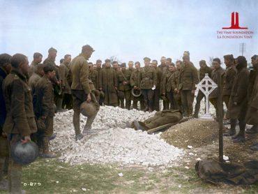 Vocalys et le 100e anniversaire de la fin des hostilités de la Grande Guerre 1914-1918